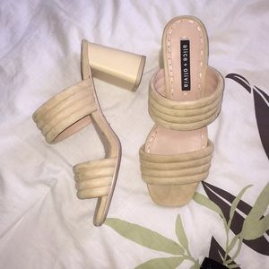 Brand New Alice and Olivia Mules